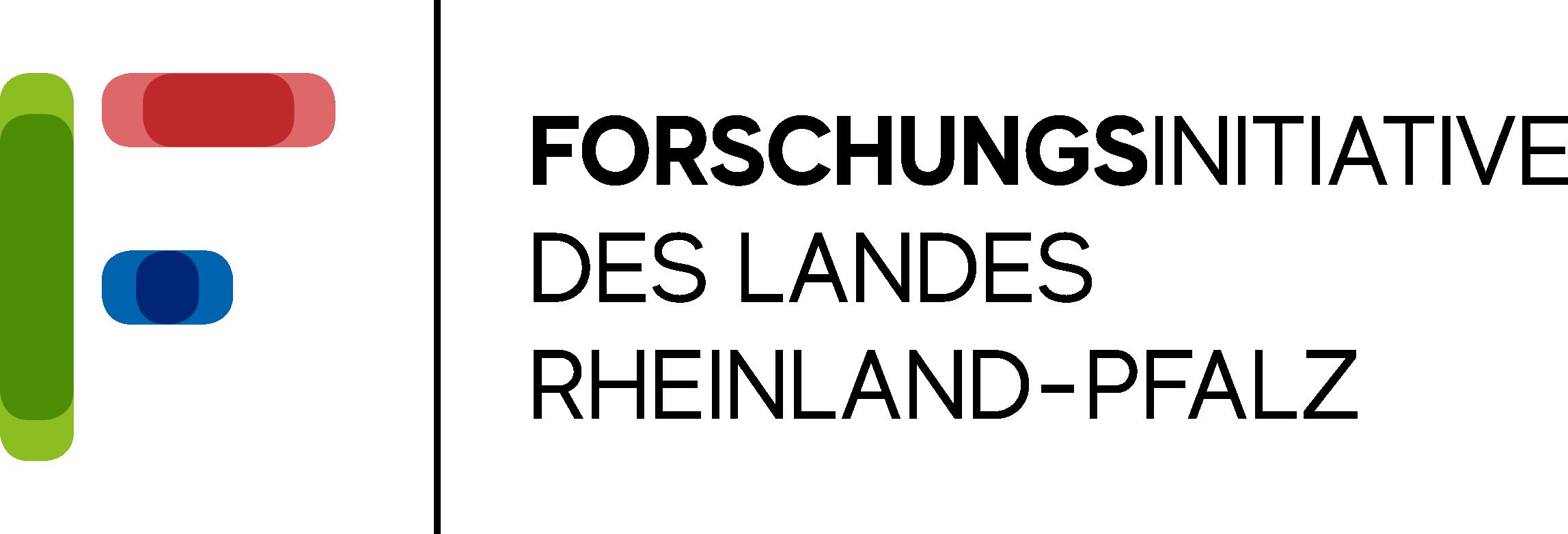Logo der Forschungsinitiative des Landes Rheinland-Pflaz